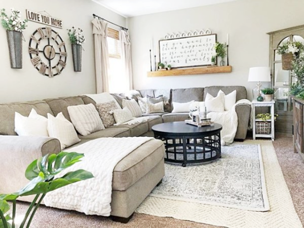 13 Farmhouse Rugs You Can Actually Afford - Lolly Ja