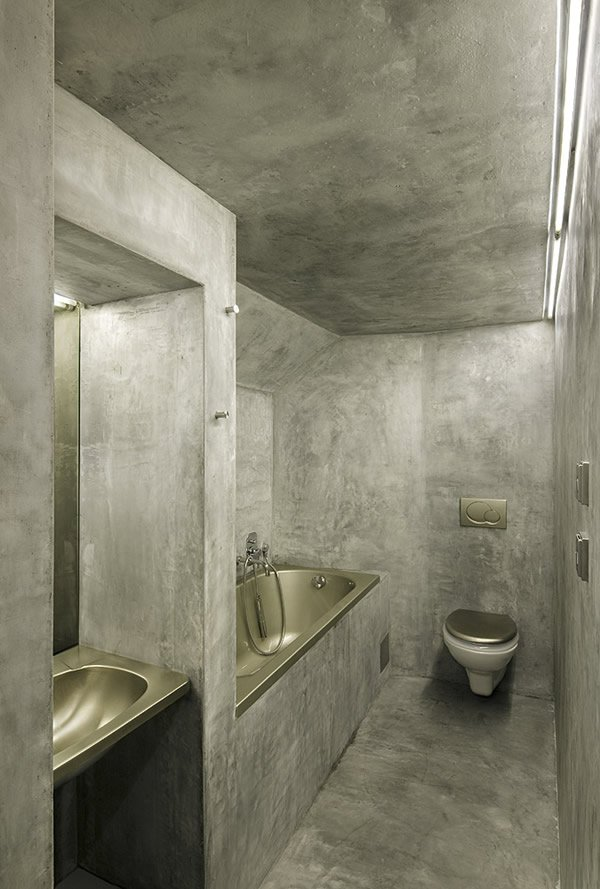 Simple Modern Bathroom Design for Small Space - Hupeho