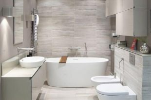 30 Elegant Examples of Modern Bathroom Design For 2018 | Modern .