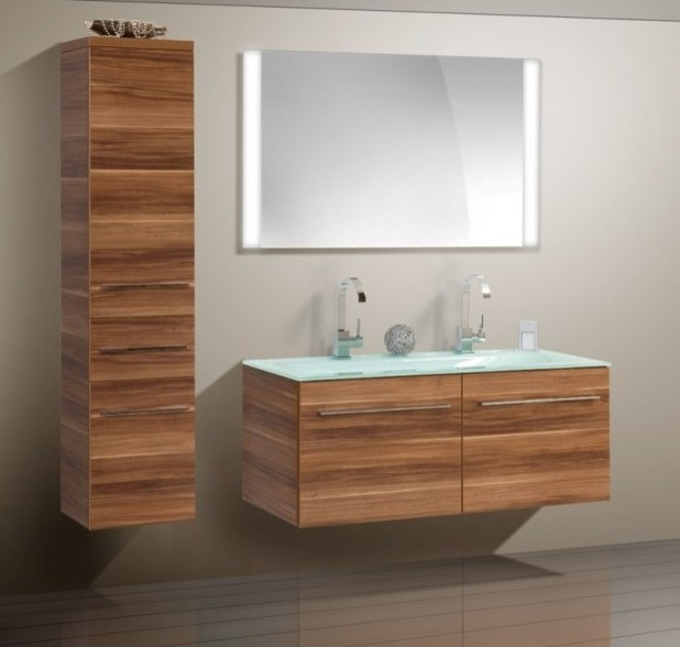 20 contemporary bathroom vanities & cabine