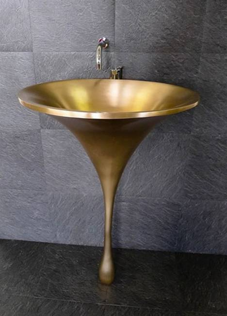 Round Bathroom Sinks, Modern Bathroom Fixtures with Classic Fe