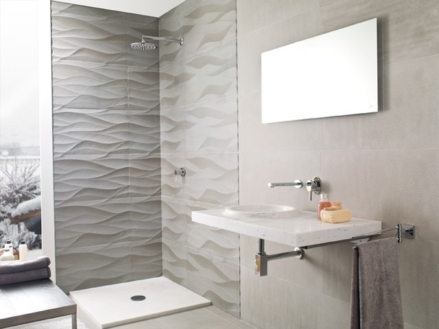 Modern Bathroom Tile 30 Decoration Idea - EnhancedHomes.o