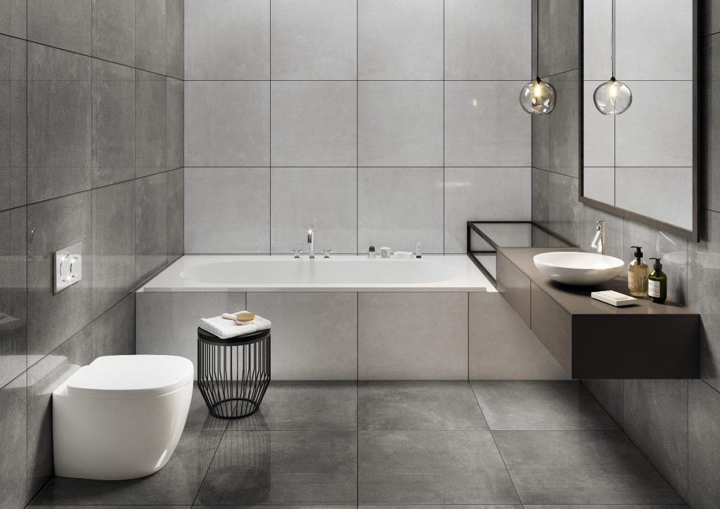 Bathroom Tiles – Choose a Modern Bathroom Interior - Cerr
