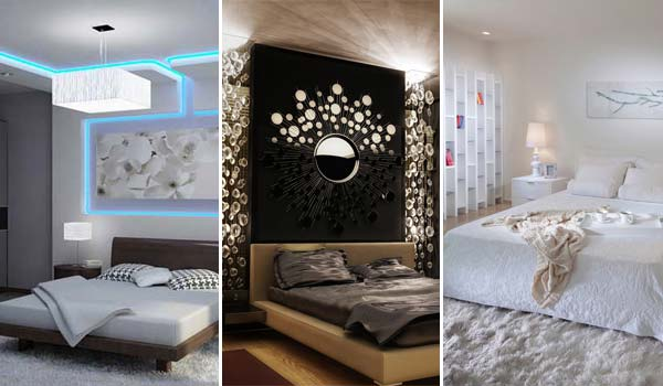 20 Charming Modern Bedroom Lighting Ideas You Will Be Admired Of .