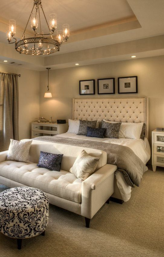 10 Great Ideas To Decorate Your Modern Bedroom | Master bedrooms .