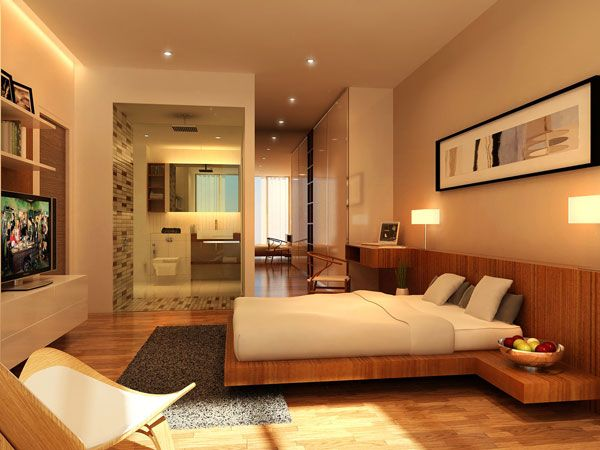 12 Modern Bedroom Design Ideas For a Perfect Bedroom   Freshome.c