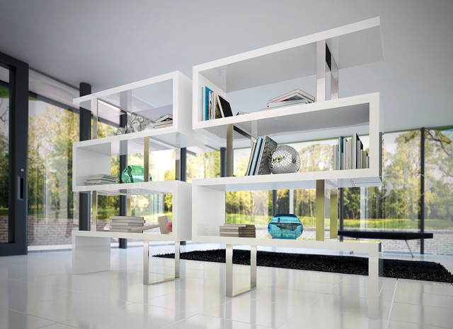 Pearl Contemporary & Modern Bookcases by ModLoft - Contemporary .