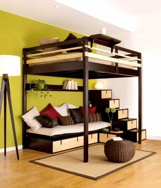 bedding, modern loft bed with couch bunk beds for kids with desks .