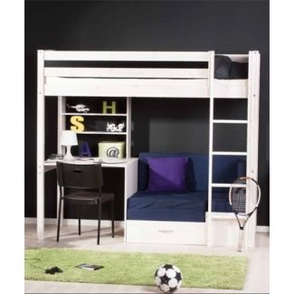 Futon Bunk Bed With Desk for 2020 - Ideas on Fot