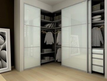 Create a New Look for Your Room with These Closet Door Ideas .