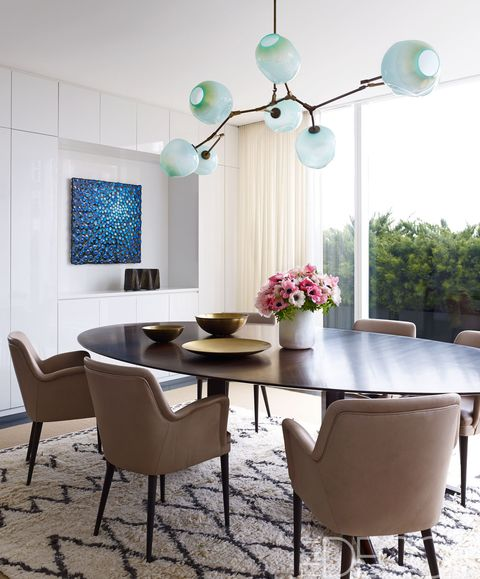25 Modern Dining Room Decorating Ideas - Contemporary Dining Room .