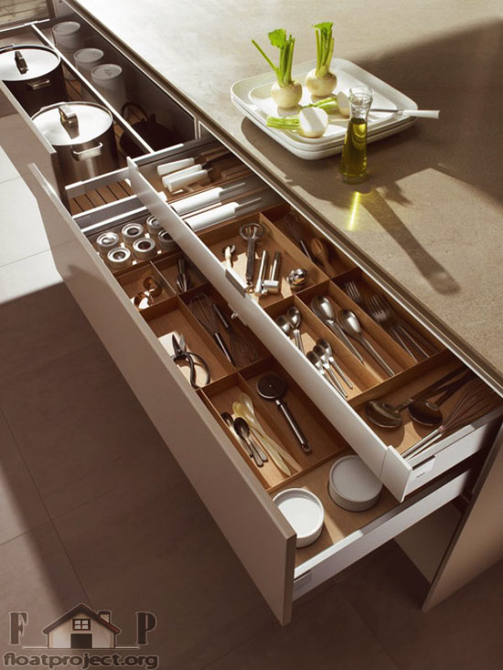 Cool kitchen drawers | Home Designs Proje