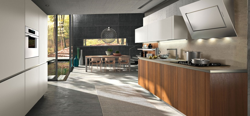 Using Area Rugs in Modern Kitche