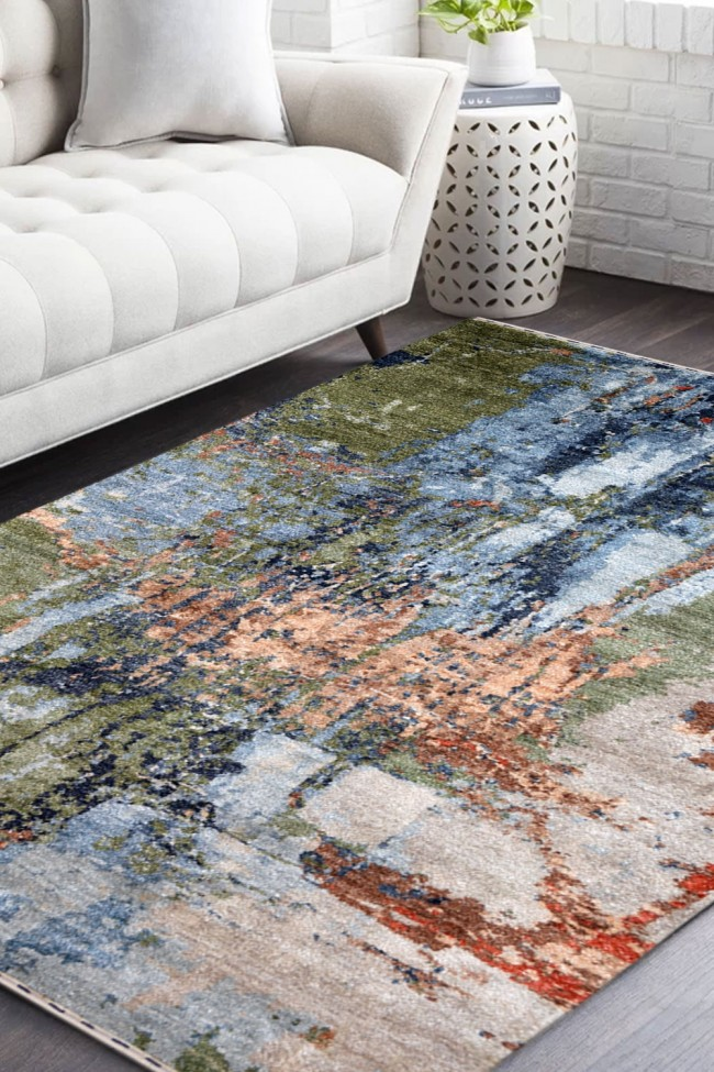 Forest Gump hand knotted modern Rugs and carpet at Rugs and beyo