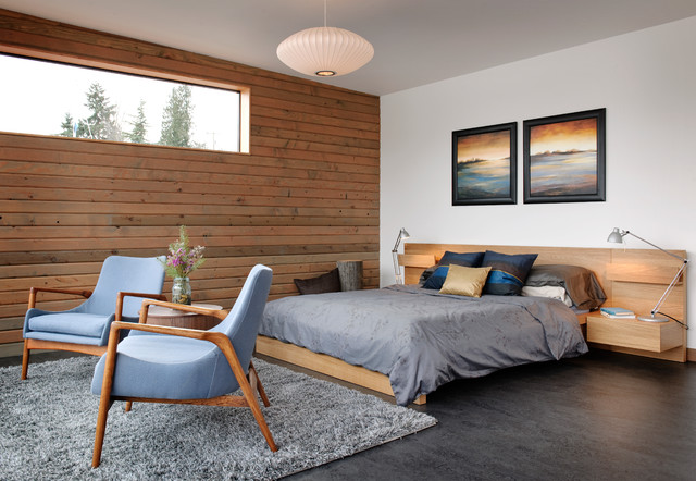 Dyna - Portage Bay - Industrial - Bedroom - Seattle - by Dyna .