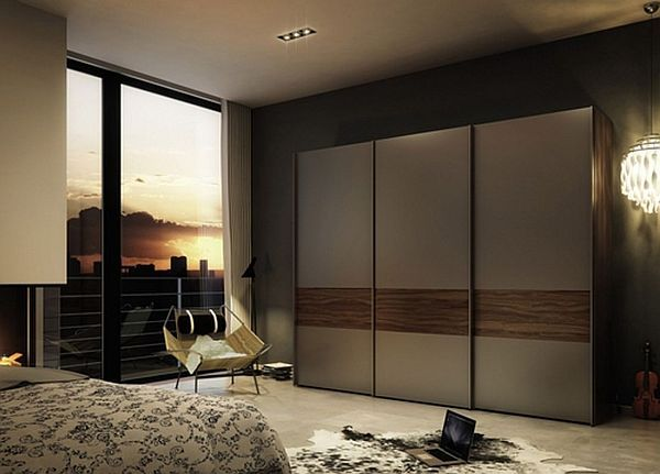 Modern Sliding Doors Wardrobes: Adding Style to Your Bedroom .