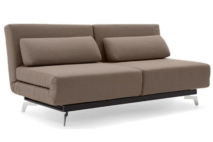 Practical furniture for sitting and sleeping: Sofa bed modern .