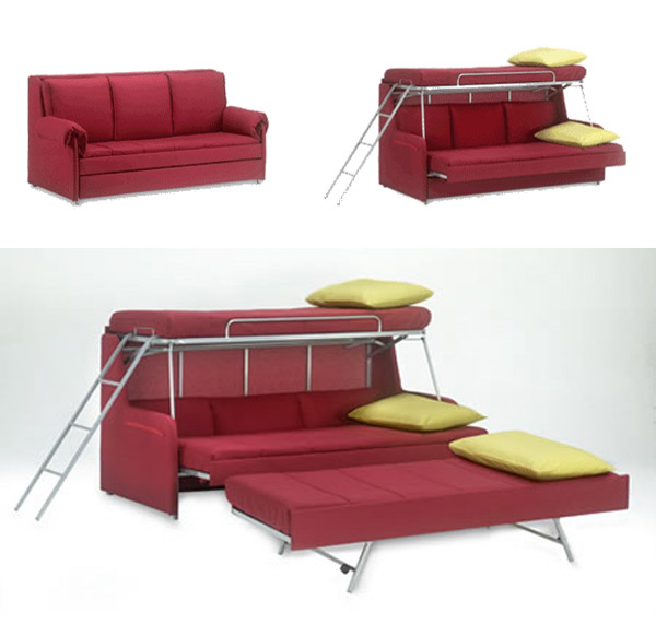 11 Space Saving Fold Down Beds for Small Spaces, Furniture Design .