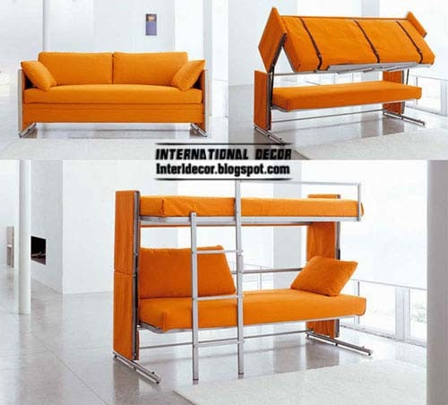 Transforming Furniture for small apartments 2014, 11 modern ide