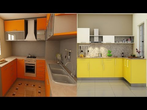 Modular Kitchen Cabinets Small Spaces