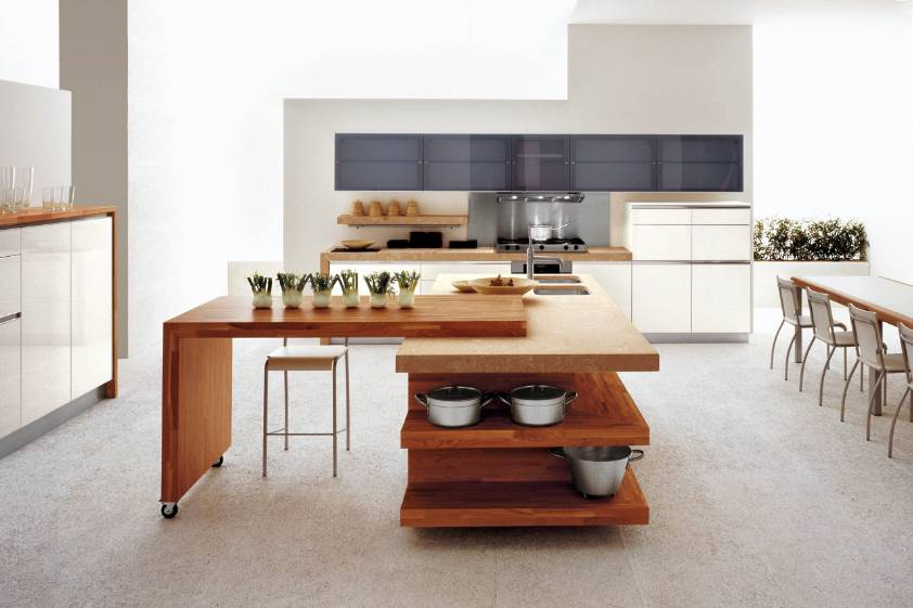 Kitchen Trends Inspired by Bombers, Toys & Saw Hors