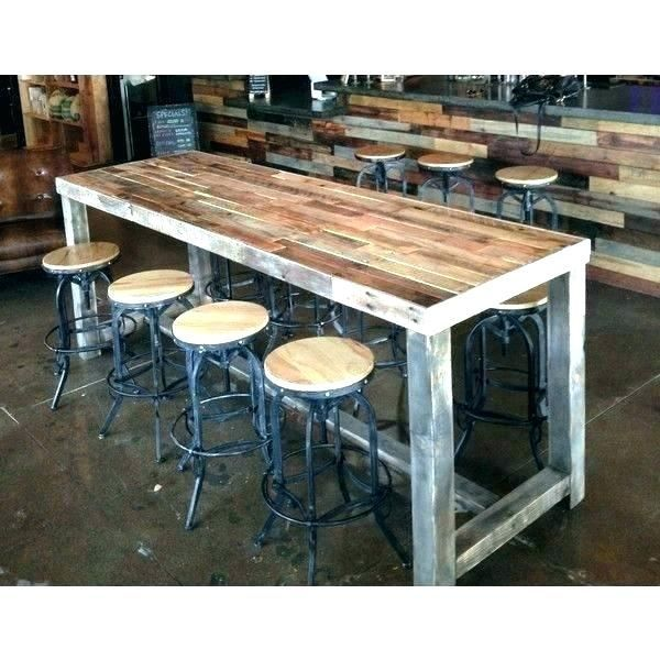 narrow counter height table small bar tall dining best set t .