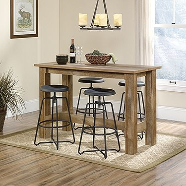 Counter-Height Dinette Table - Boone Mountain Perfect for your .