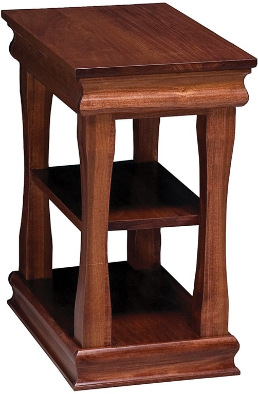 Northern Heritage Living Room Parrot Narrow End Table NH7121 .