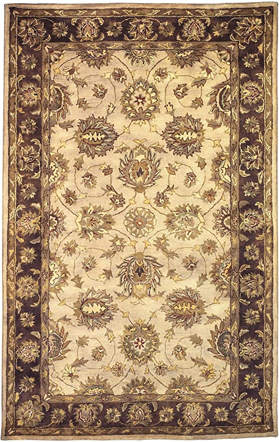 "Amazon.com: Linon Rosedown Collection Natural Fiber Rugs, 1'10"" x ."