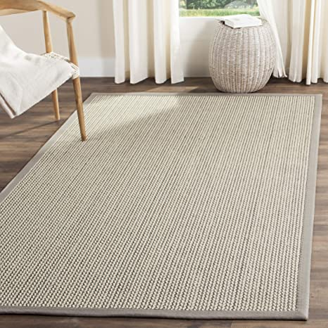 Amazon.com: Safavieh Natural Fiber Collection NF475A Hand Woven .