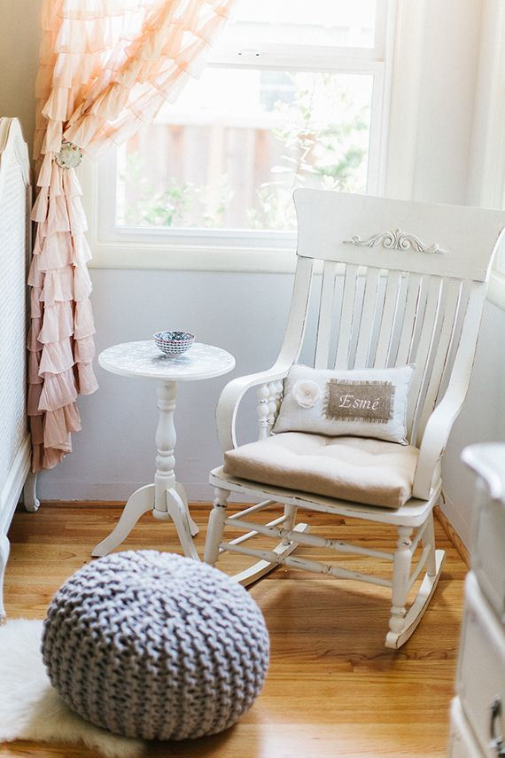 Esme's shabby chic nursery | 100 Layer Cakelet (With images .