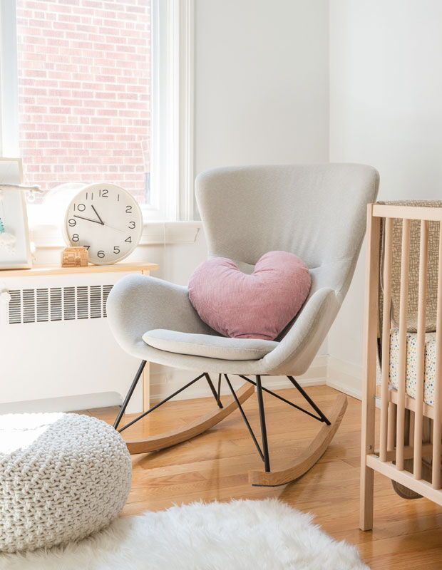 This Prop Stylist's Baby Has The Most Stylish Neutral Nursery .