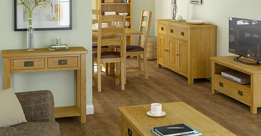 Home Décor Ideas with Your Oak Furniture - Latest Home & Gard