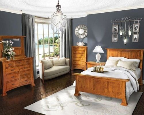 Oak Bedroom Furniture makes the Most Sensible Choice | Oak bedroom .
