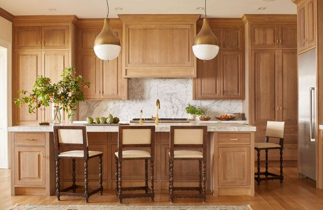 Gorgeous Home with Quarter Sawn White Oak Kitchen - Home Bunch .