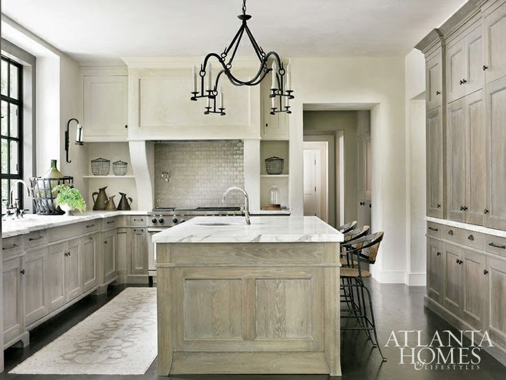 Cerused French Oak Kitchens and Cabinets – Kitchen Trend 2016 .