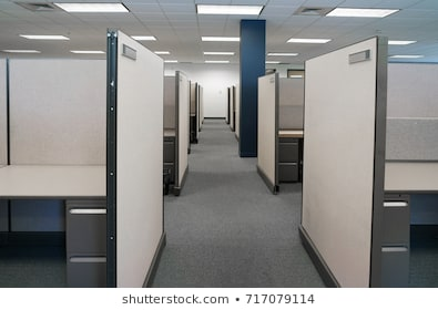 Office Cubicles Images, Stock Photos & Vectors | Shuttersto