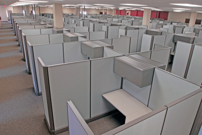 Used Office Cubicles Houston - Clear Choice Office Solutio