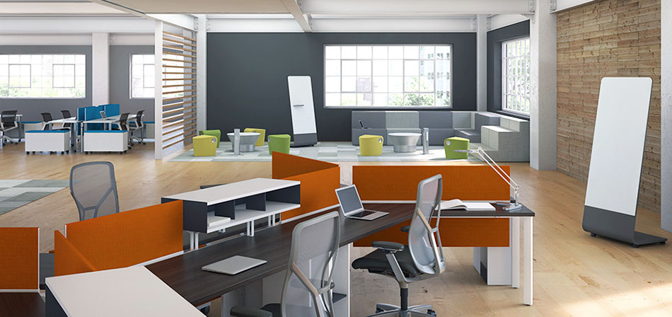 Office Furniture & Interiors - The Supply Ro