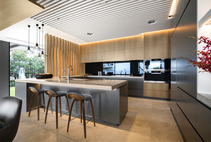 Open Concept Kitchen and Living Room – 55 Designs & Ideas .