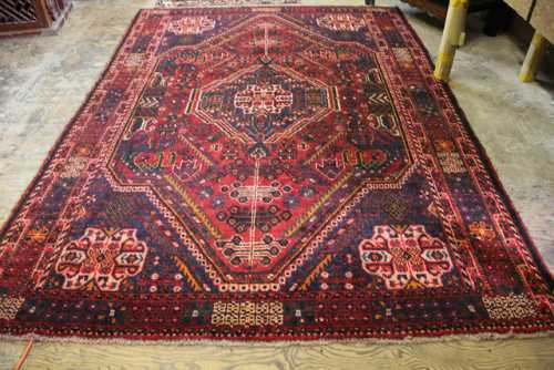 Cleaning Oriental Rugs – Without Dama