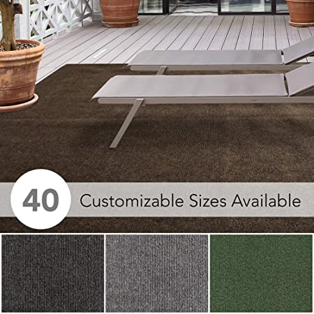 Amazon.com: iCustomRug Affordable Indoor/Outdoor Carpet with .