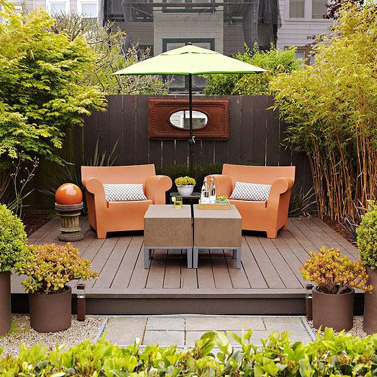 20 Awesome Outdoor Space Design Ide