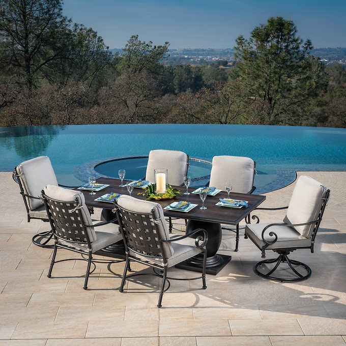 Woodhaven 7-piece Dining S