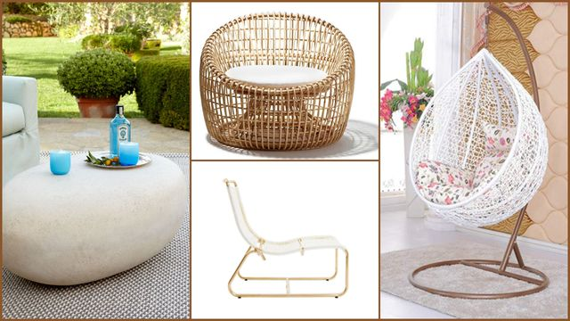 Outdoor Furniture That's Chic and Will Last From Season to Season .