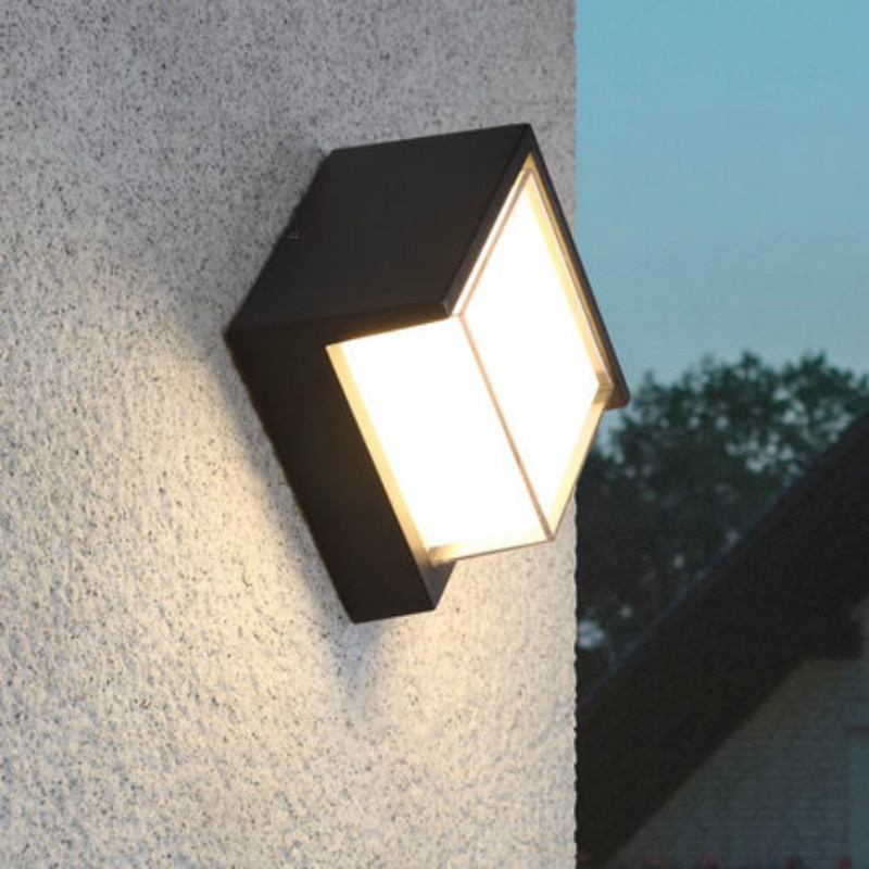 led porch lights outdoor sconces wall outdoor lights waterproof .