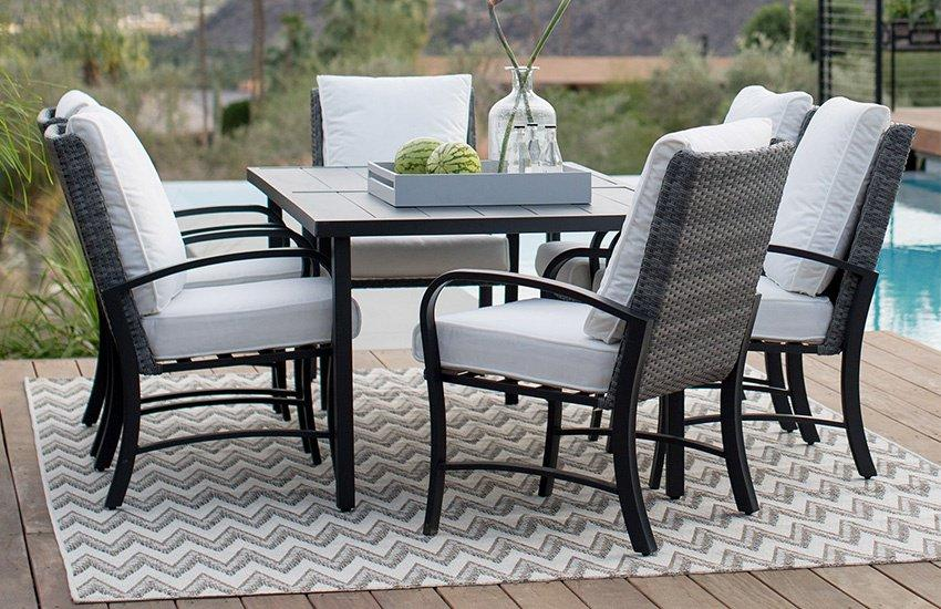 How To Decorate Your Patio Area With A Rug – Sunniland Patio .