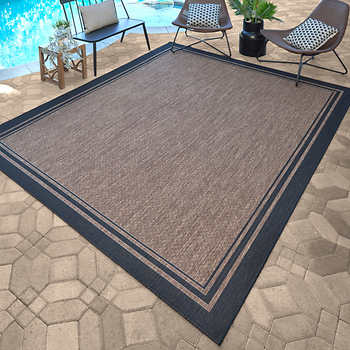 Naples Indoor/Outdoor Rug Collection, Ace Bord