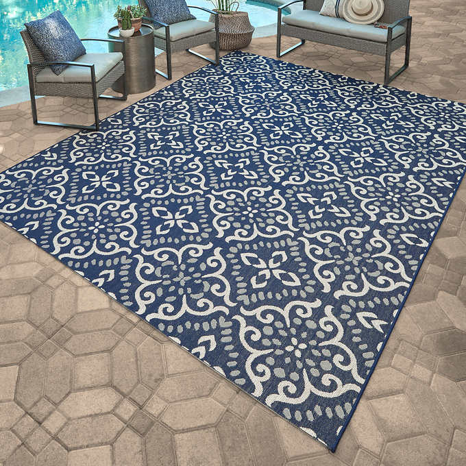 Naples Indoor/Outdoor Rug Collection, La