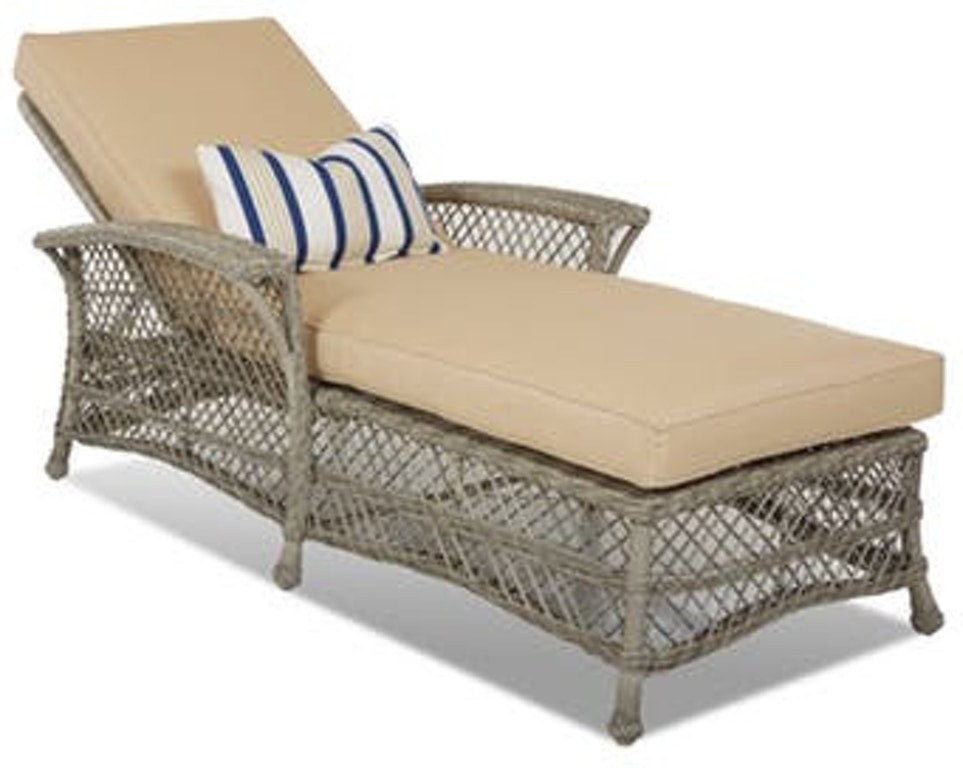 Outdoor Furniture by Heritage OutdoorPatio Willow Chaise W1200 .